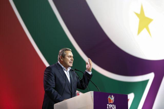 Στα κάγκελα κατά Καμμένου ο ΣΥΡΙΖΑ