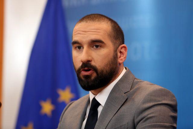 Τζανακόπουλος: Να μην δραπετεύσουμε από τα καθήκοντα που μας ανέθεσε ο λαός