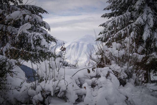 Έκτακτο δελτίο ΕΜΥ για χιόνια και θυελλώδεις ανέμους