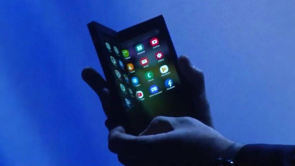 bfb483a5af Έρχεται το αναδιπλώμενο smartphone που θυμίζει πορτοφόλι