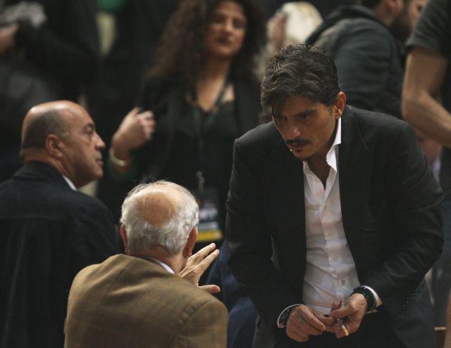 Γιαννακόπουλος: Αγωγή κατά Ολυμπιακού, επιστολή σε Μπερτομέου