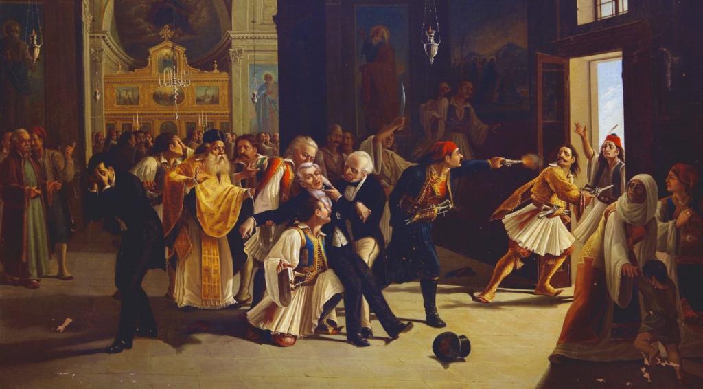 27/9/1831 : Το τέλος του Ιωάννη Καποδίστρια, το πένθος των Ελλήνων