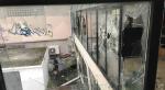 Βανδαλισμοί στο ΑΠΘ και στο Μετσόβιο μετά την πορεία για το Πολυτεχνείο [Εικόνες]
