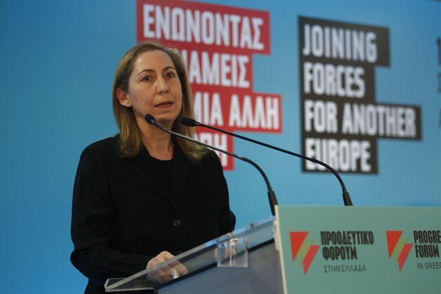 Ξενογιαννακοπούλου: Από το 2020 οι προσλήψεις 10.000 υπαλλήλων στο Δημόσιο