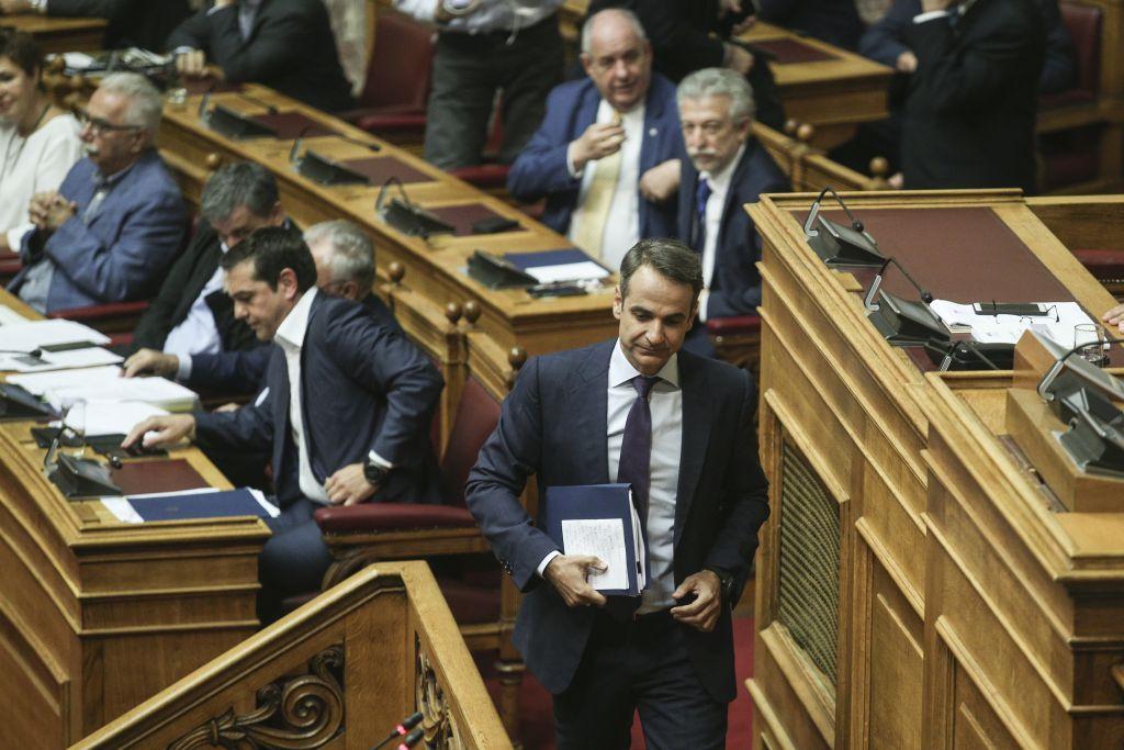 Βουλή: Μάχη κορυφής για την αναθεώρηση του Συντάγματος