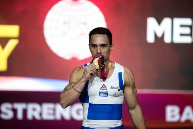 Πετρούνιας: Έδωσα και την ψυχή μου για αυτό το μετάλλιο