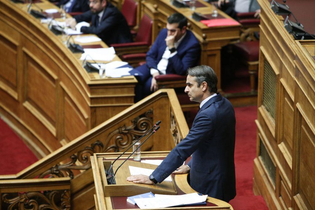 Δημοσκόπηση : Υπεροχή Μητσοτάκη έναντι Τσίπρα κατά 18 μονάδες | in.gr