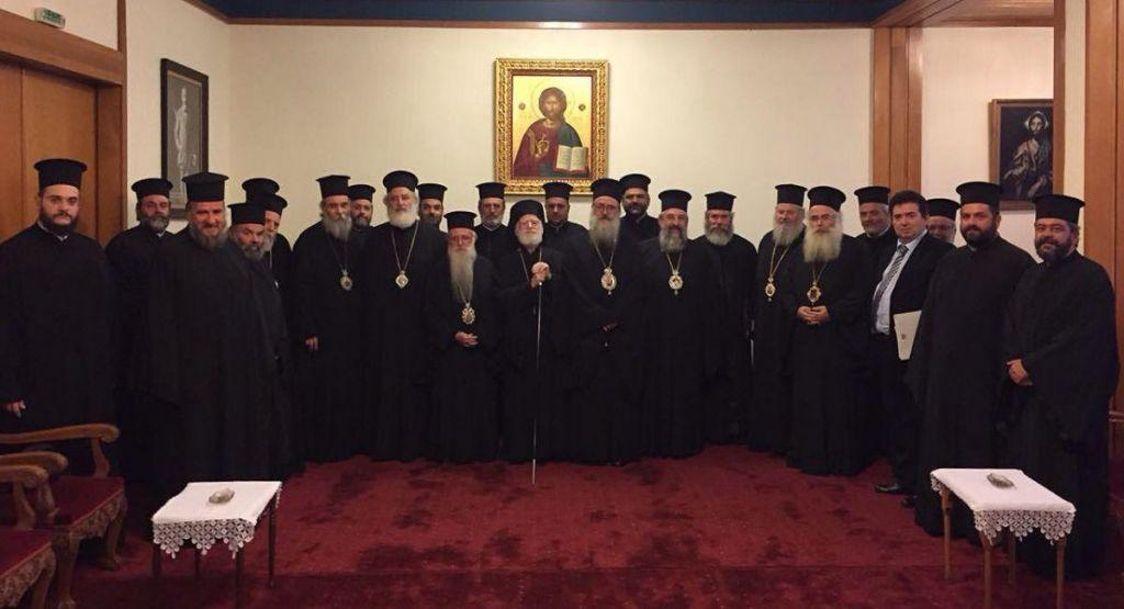 Δεύτερο «όχι» της Εκκλησίας της Κρήτης στην «ιερή συμφωνία»