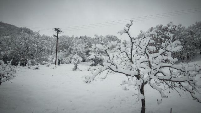 Ραγδαία επιδείνωση του καιρού: Πρωτοχρονιά με κρύο, βροχές και χιόνια | in.gr