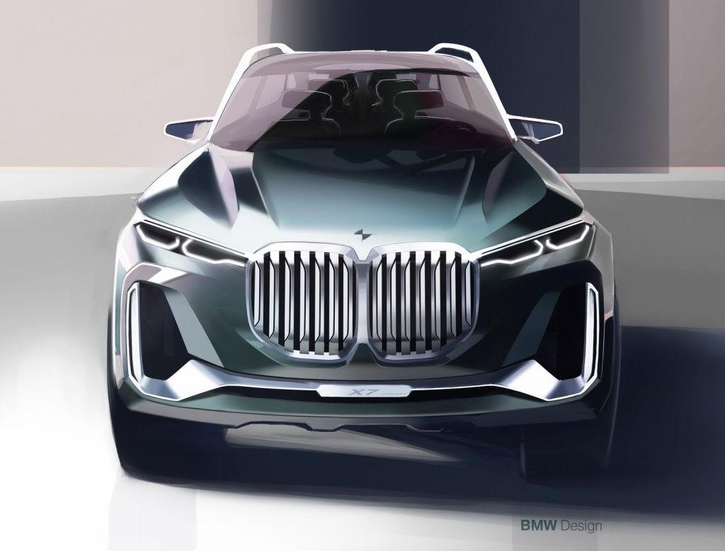 Οι υψηλές βλέψεις της τετραθέσιας BMW X8 | in.gr