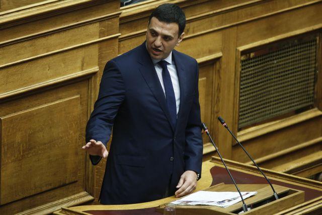 Κικίλιας: Αρκετά μας «έσωσε» ο κ. Τσίπρας, δεν θέλουμε να «σώσει» και τη Μακεδονία μας