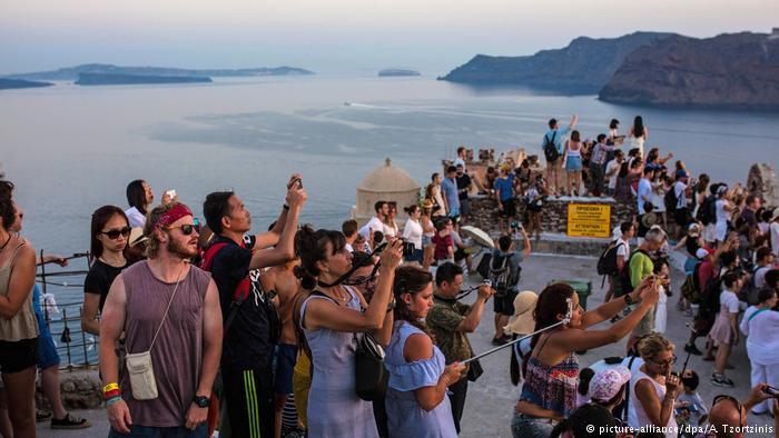 Τουρκία, Ελλάδα στην κορυφή των τουριστικών προορισμών