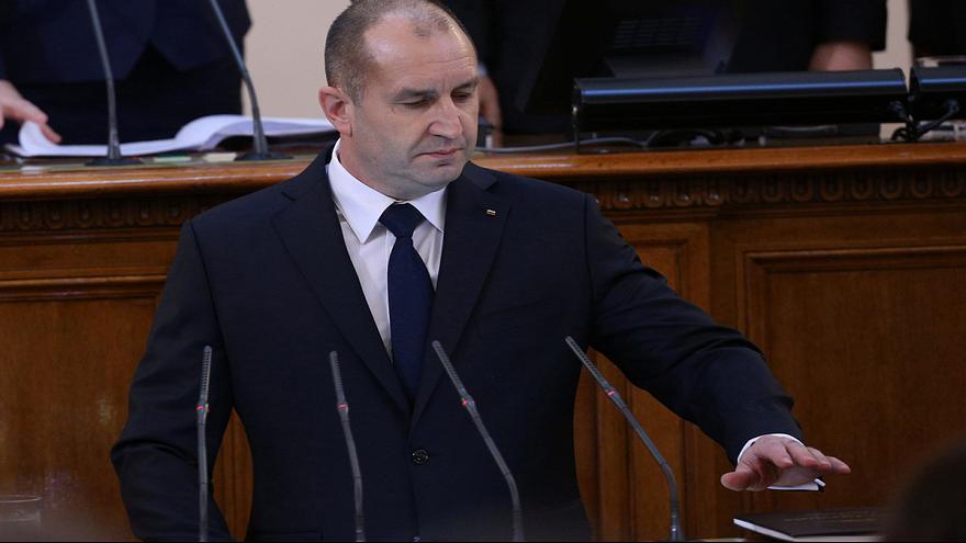 Κατά της Συμφωνίας των Πρεσπών ο πρόεδρος της Βουλγαρίας | in.gr