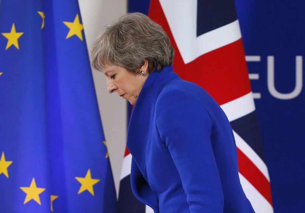 Αποτέλεσμα εικόνας για Αναβλήθηκε η ψηφοφορία για το Brexit