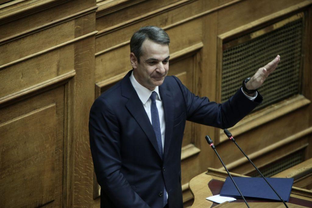 Λίστα με 43 υποψήφιους ανακοίνωσε η ΝΔ – Ολα τα ονόματα | in.gr