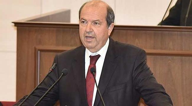 Τατάρ : Ξεχάστε την Ομοσπονδία, λύση δυο κρατών στην Κύπρο