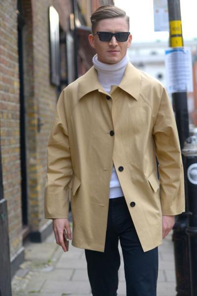 5782e1b30b36 Ανδρική Εβδομάδα Μόδας Λονδίνου  οι καλύτερες εμφανίσεις
