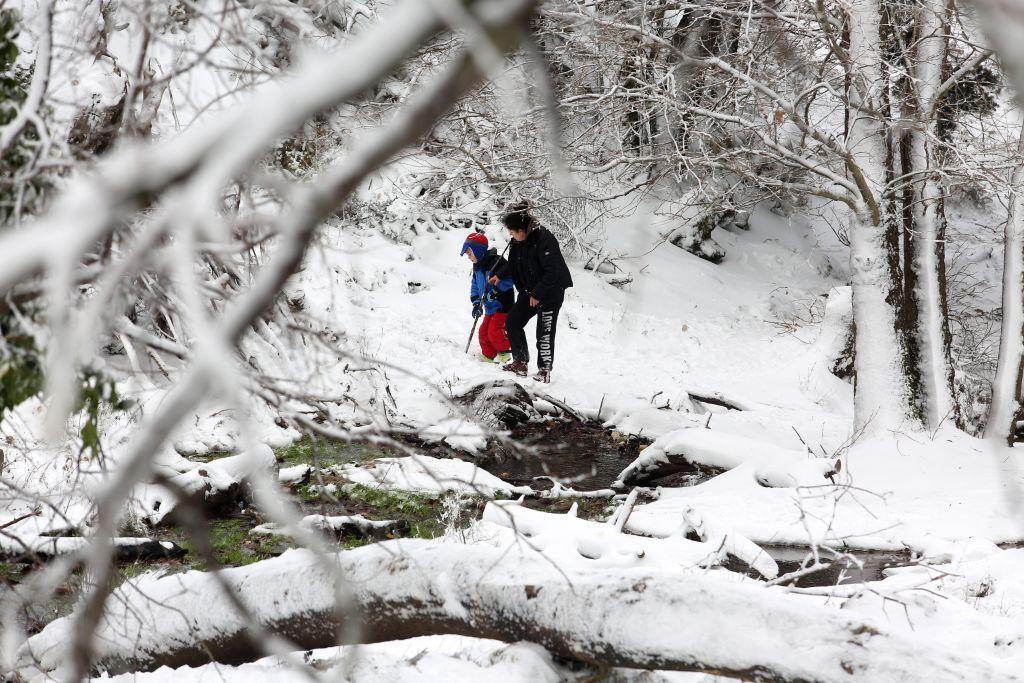 Αποχωρεί ο «Ραφαήλ», πολικές θερμοκρασίες και χιόνια φέρνει η «Σοφία» | in.gr