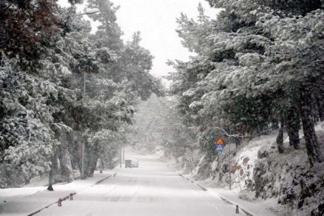Συνεχίζεται η επέλαση της «Χιόνης» με δριμύ ψύχος και χιόνια | in.gr