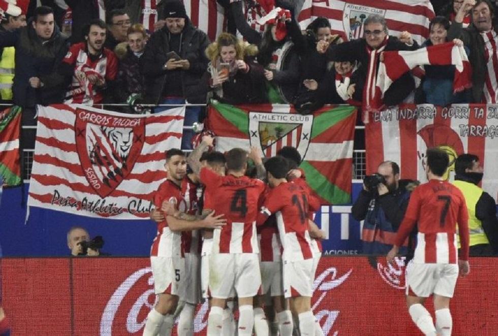 La Liga: Αναρρίχηση για τη Μπιλμπάο, 0-1 στην έδρα της Ουέσκα