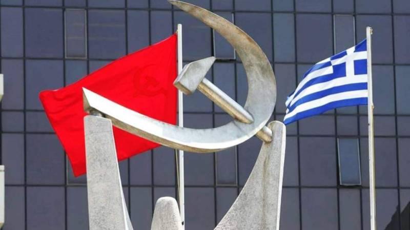 ΚΚΕ: Οι συνοδοιπόροι του ΣΥΡΙΖΑ αποδεικνύουν τον κυβερνητικό κατήφορο
