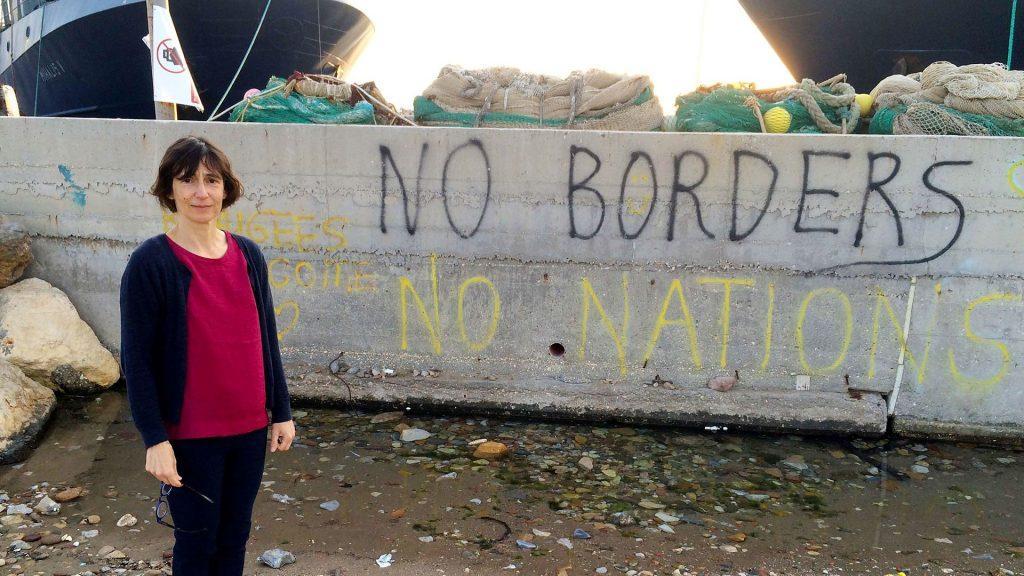 Μαρία Μαργαρώνη: Η δημοσιογράφος του BBC που προκάλεσε… «μακεδονικό» πόλεμο | in.gr