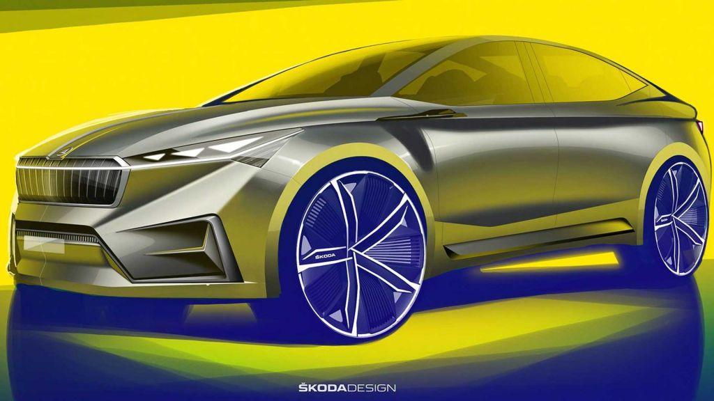 Skoda Vision iV Concept: Η δυναμική της ηλεκτροκίνησης | in.gr
