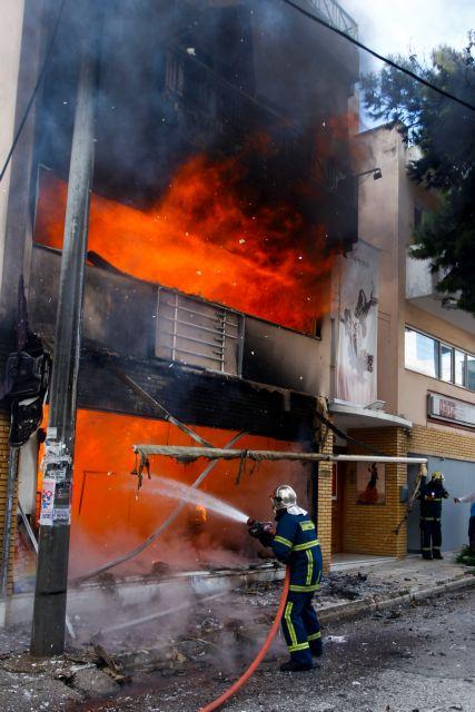 b3342e8226 Φωτιά ξέσπασε το απόγευμα της Τετάρτης σε κατάστημα παιχνιδιών στο Χαλάνδρι