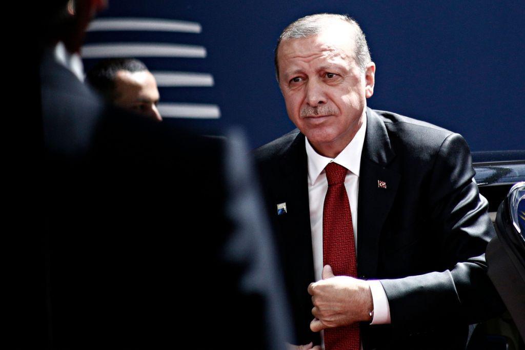 Ο Ερντογάν στη μέγγενη Ευρώπης και ΗΠΑ – Το κοίτασμα στην Κύπρο άλλαξε τα δεδομένα | in.gr