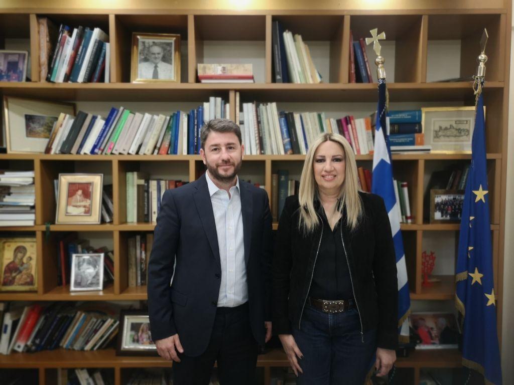 Ξανά υποψήφιος για την ευρωβουλή ο Νίκος Ανδρουλάκης | in.gr