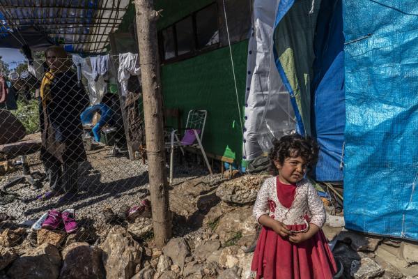 Γιατροί Χωρίς Σύνορα προς ΕΕ: Αποθήκη προσφύγων η Ελλάδα