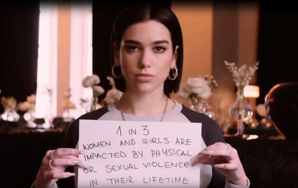 Οι stars της μουσικής σε ένα βίντεο για την Παγκόσμια Ημέρα της Γυναίκας