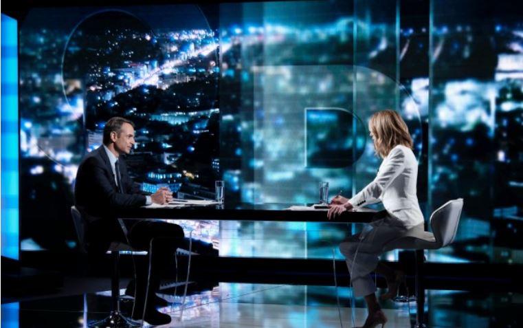 Μητσοτάκης: Ο Τσίπρας αντάλλαξε το Μακεδονικό με τις συντάξεις