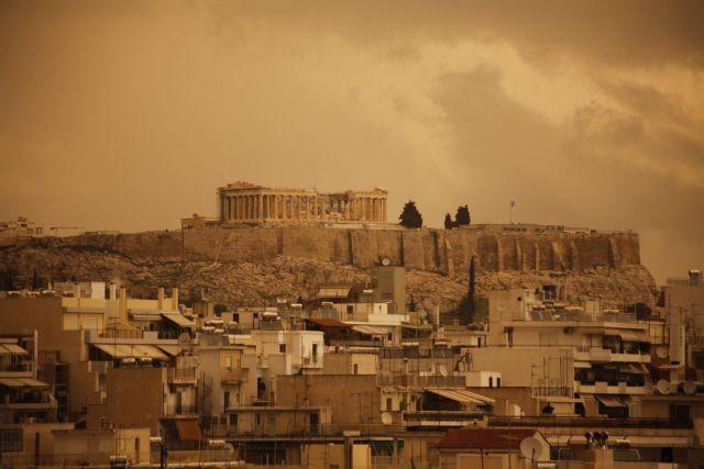 Μεγάλο κύμα αφρικανικής σκόνης θα καλύψει τη χώρα – Πού θα «χτυπήσει»   in.gr