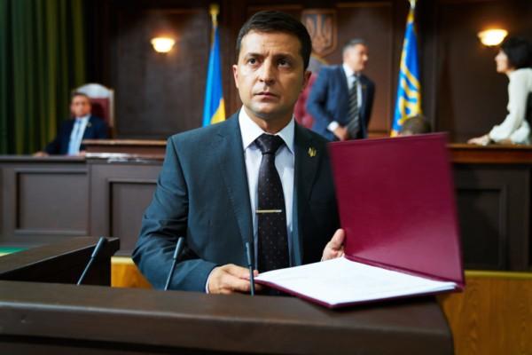 Η πολιτική ανάδυση του Βολοντίμιρ Ζελένσκι