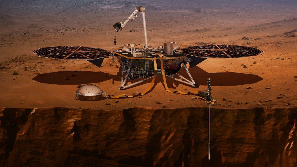 Το Insight κατέγραψε τον πρώτο σεισμό στον πλανήτη Άρη