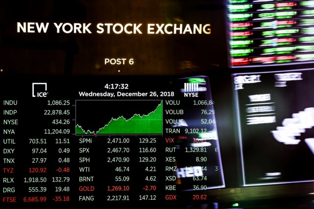 Wall Street : Νέα ρεκόρ για Nasdaq και S&P 500