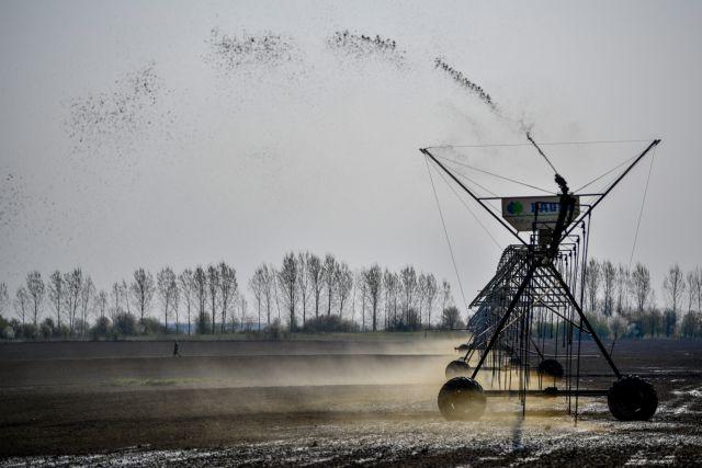 Ανησυχία στην Ευρώπη: Μεγάλο μέρος της απειλείται με ξηρασία