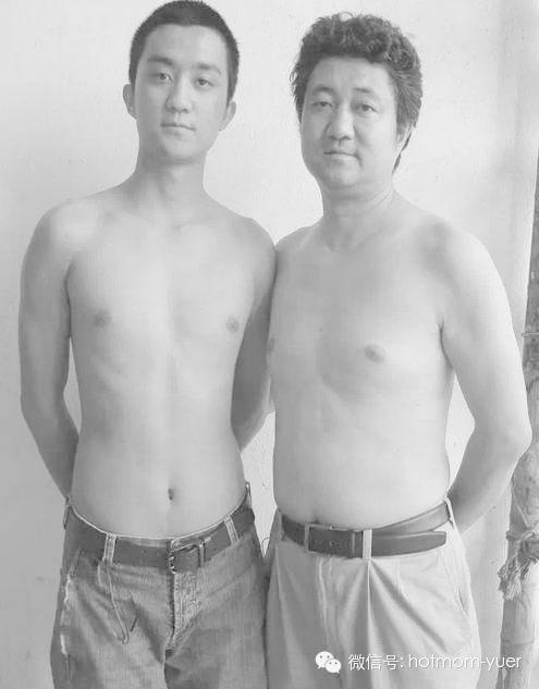 Πατέρας και γιος έβγαζαν την ίδια φωτογραφία για 26 χρόνια – Η συγκινητική τελευταία…