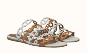 Το «ελληνικό σανδάλι» του Hermes