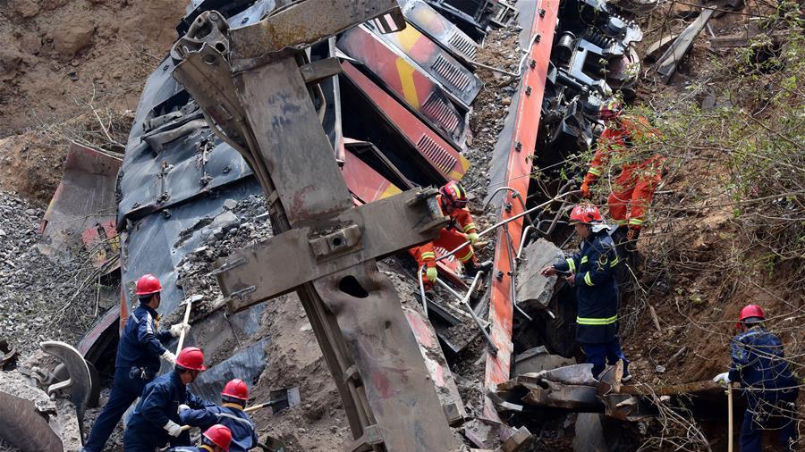 Κίνα: Εκτροχιάστηκε τρένο και καταπλάκωσε σπίτι -Εξι νεκροί | in.gr
