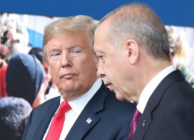 Aμερικανοτουρκική σύγκρουση αλλάζει τις ισορροπίες στην περιοχή | in.gr