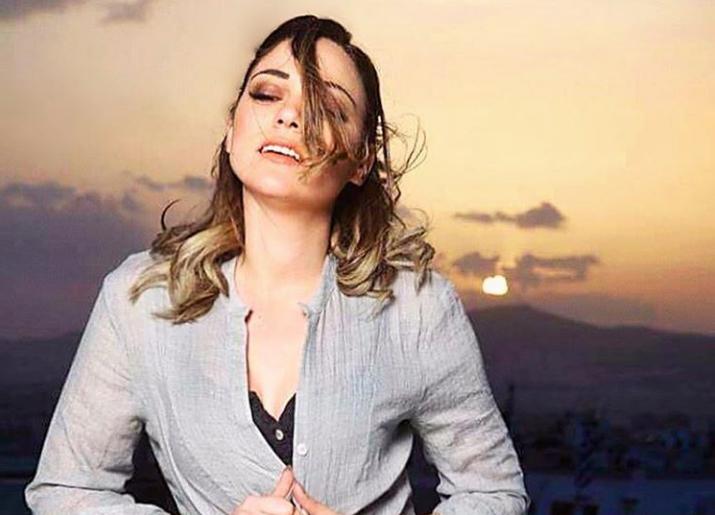 Η Μπάγια Αντωνοπούλου ποζάρει με μαγιό και... «κολάζει» το Instagram! (Φωτό)