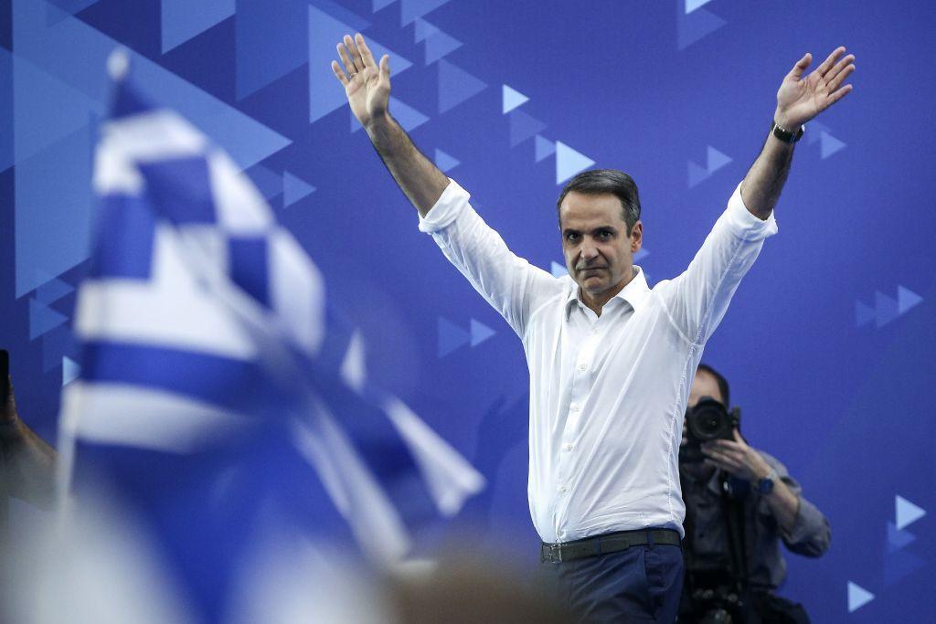 Εκλογές 2019: Η συντριβή Τσίπρα και το μήνυμα για πολιτική αλλαγή | in.gr