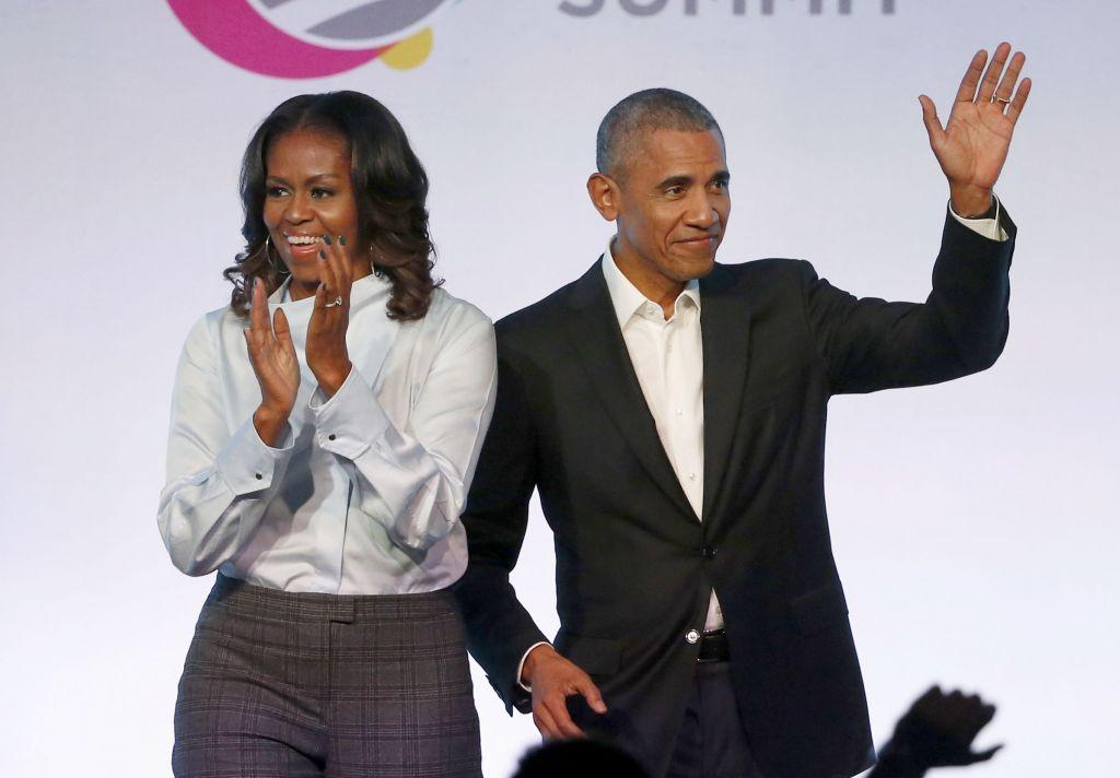 f01a52c1ac1f Netflix  Οι Ομπάμα θα κάνουν σειρά βασισμένη σε βιβλίο κατά του Τραμπ