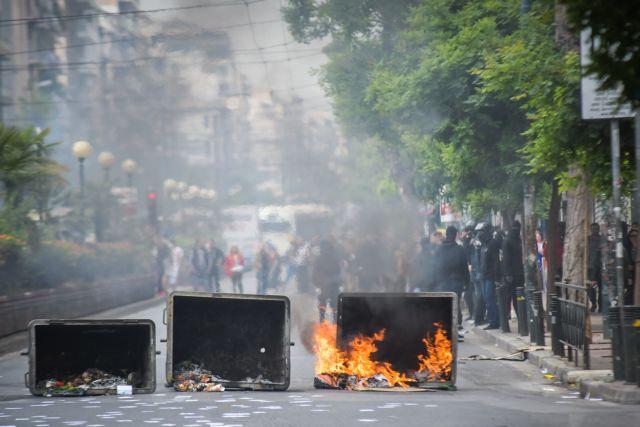 Ενταση σε ΑΣΟΕΕ, Πoλυτεχνειούπολη, Γεωπονικό λόγω Κουφοντίνα | in.gr