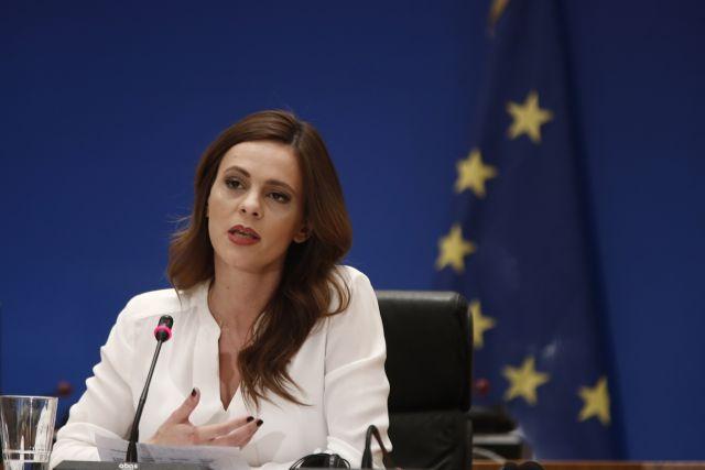 Εφη Αχτσιόγλου: Πιστώνεται το απόγευμα η 13η σύνταξη | in.gr