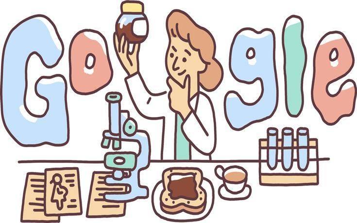 Τη Lucy Wills τιμά το doodle της Google | in.gr