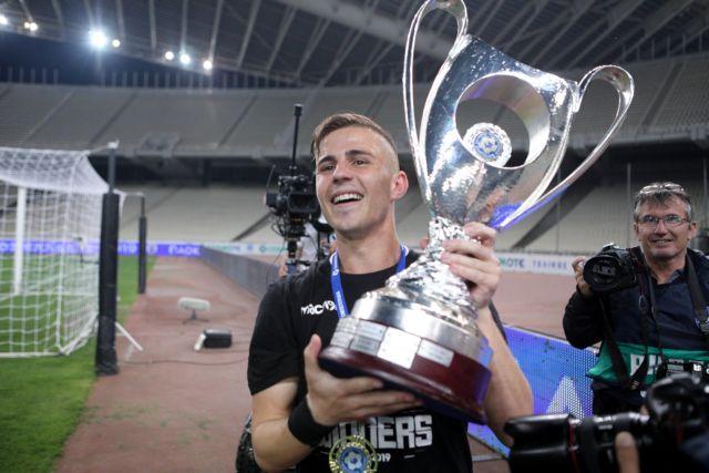 Πέλκας : «Γι' αυτό είναι το πιο ιστορικό Κύπελλο του ΠΑΟΚ»