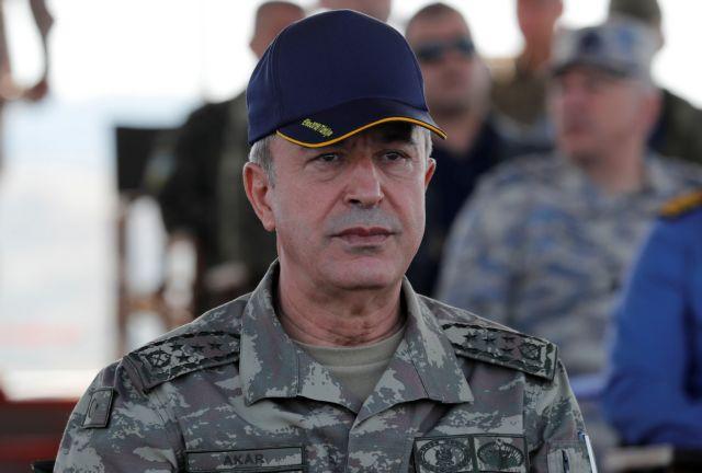 Ακάρ: Ευχόμαστε να μην υπάρξει πολεμική σύρραξη στην αν. Μεσόγειο | in.gr